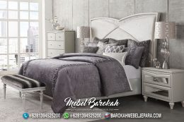Best Model Bed Set Luxury Minimalis Modern JM-933