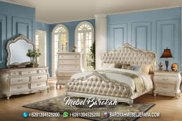 Best Kamar Set Ukir Italian Leather JM-940