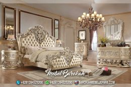 Luxury Bedroom King Ukir Jepara JM-969