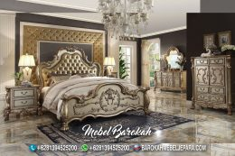 Bedroom Set Luxury Model Queen JM-926